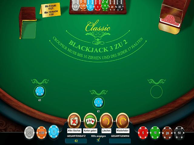 Казино маса во онлајн казино за blackjack