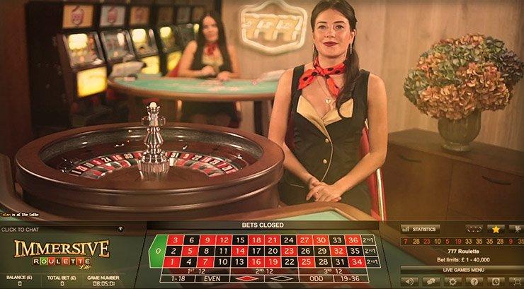 Рулет во онлајн казино