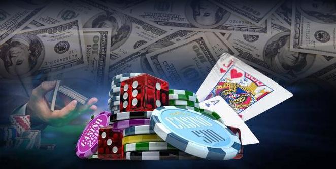 предност на казиното