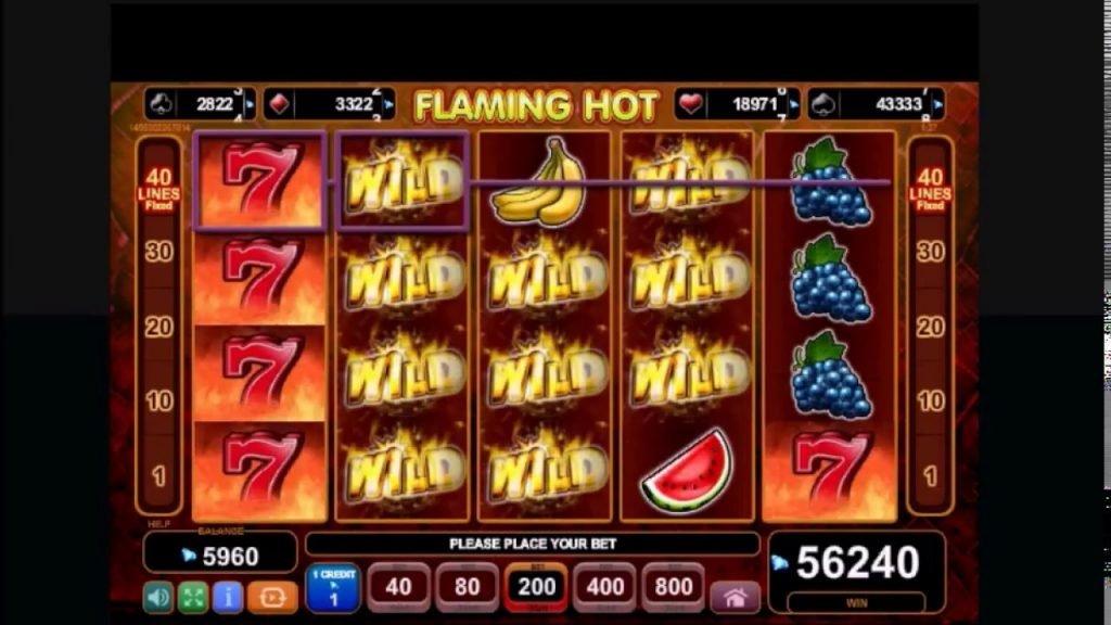 Flaming Hot